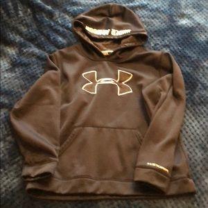 Youth L UA hoodie